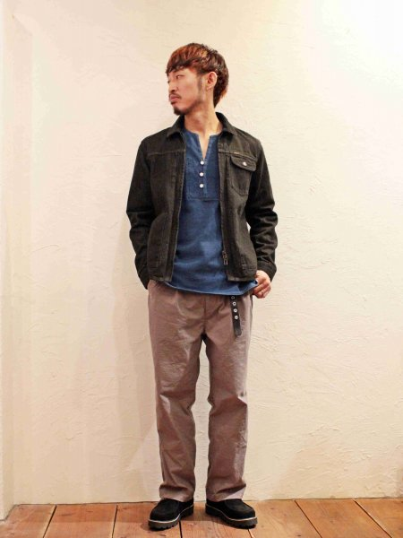 COAST LIGHT JK � 【ONE WASH】 / Nasngwam. ナスングワム