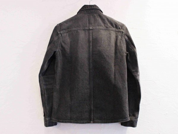 COAST LIGHT JK � 【USED WASH】 / NASNGWAM (ナスングワム)