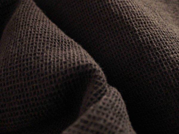 BURKINA SHIRTS (CARAPACE) 【BLACK】 / Nasngwam. ナスングワム