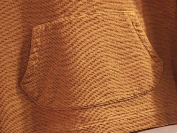 BURKINA SHIRTS (CARAPACE) 【CAMEL】 / NASNGWAM<img class='new_mark_img2' src='//img.shop-pro.jp/img/new/icons1.gif' style='border:none;display:inline;margin:0px;padding:0px;width:auto;' />