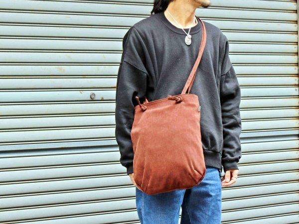 STOROLL BAG 【BROWN】 / Nasngwam. ナスングワム