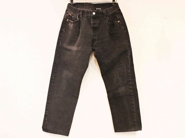2forDENIM 5P PANTS 【BLACK】 / SUNNY SIDE UP
