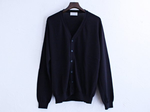 DOLL cardigan 【Black】 / soglia