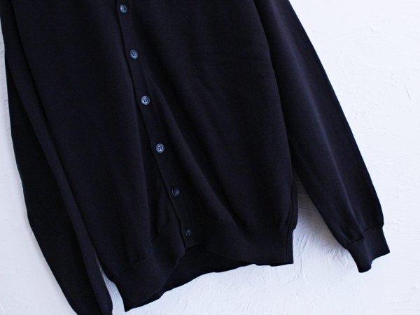 DOLL cardigan 【Black】 / soglia