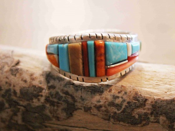 Navajo RING (DAVID TUNE デビットチューン) / Indian jewelry