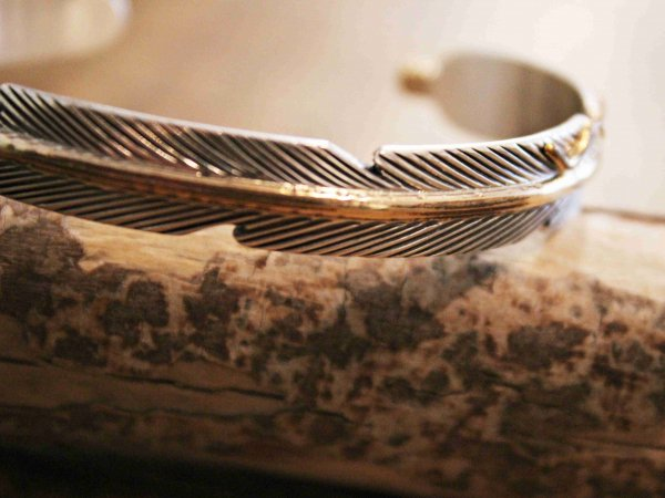 Navajo BANGLE(JOE MACE ジョー・メイス) / Indian jewelry