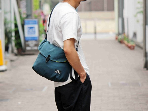 MUSHROOM MONTE 【DEEP GREEN】 / BAG'n'NOUN