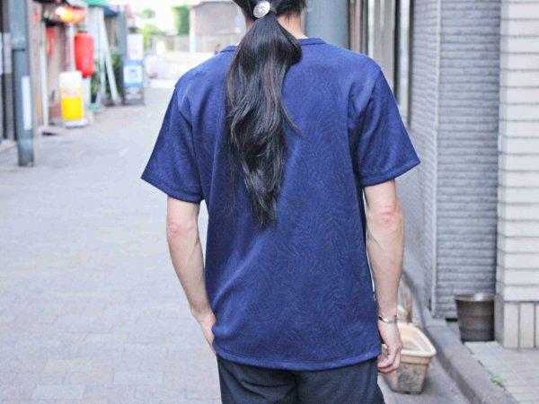 トロピカルリーフTEE 【NAVY】 / SPINNER BAIT