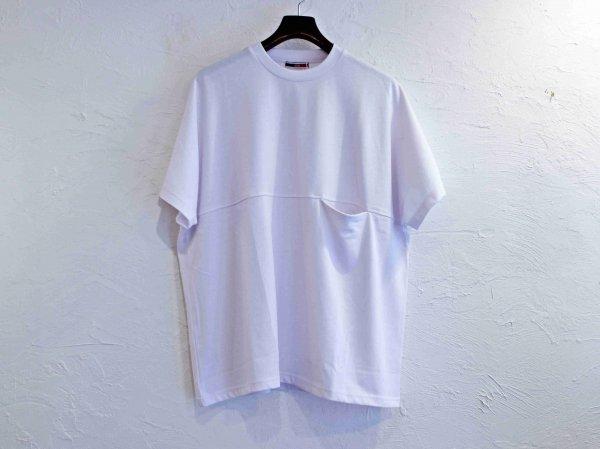 BEKA TEE 【WHITE】 / ionoi