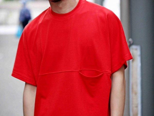 BEKA TEE 【RED】 / ionoi