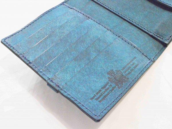 江戸財布【BLUE】 / saranam