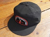 BRIGHT CAP 【BLACK】 / NASNGWAM