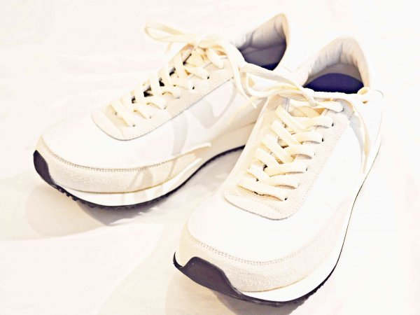 SHORTY.Smooth 【WHITE】 / blueover (ブルーオーバー)