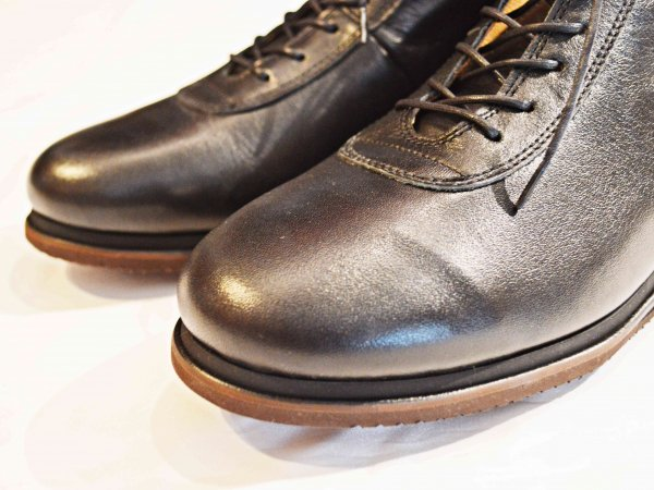 marco boots【black】 / blueover