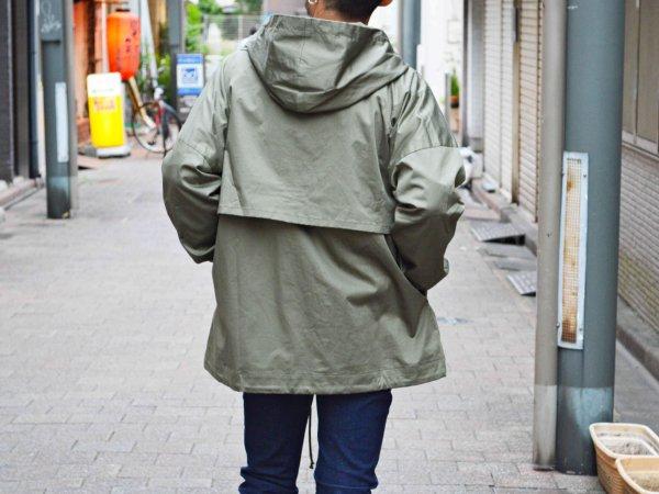 AMEL【DARK OLIVE】 / BASISBROEK