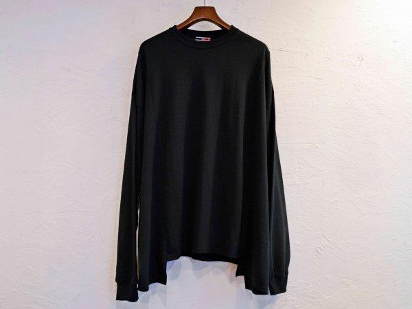 LEPAKOT L/S TEE 【BLACK】 / ionoi