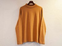 Classic Mock Neck Long Sleeve 【CAMEL】 / August Roots<img class='new_mark_img2' src='//img.shop-pro.jp/img/new/icons1.gif' style='border:none;display:inline;margin:0px;padding:0px;width:auto;' />