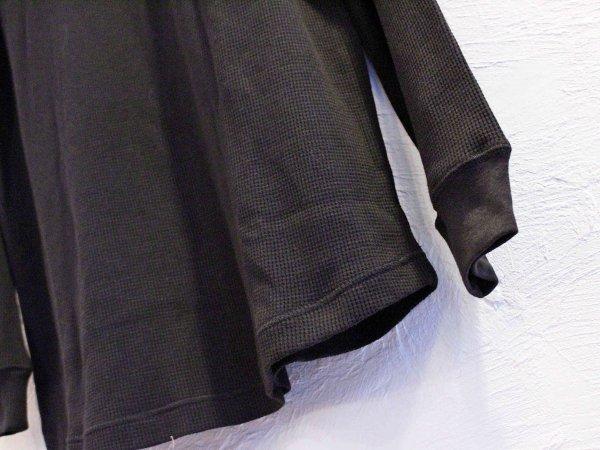 TORTOISE NECK L/S 【BLACK】 / ionoi