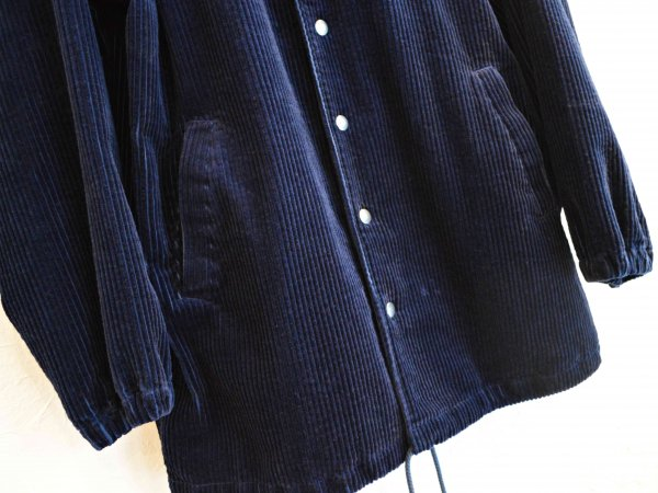 DIRECT LONG JACKET 【NAVY】 / NASNGWAM