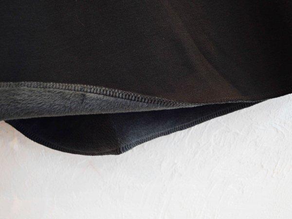 ボンバーヒートラグランクルーネック 【BLACK】 / SPINNER BAIT