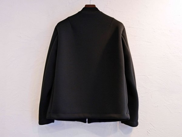 AIR KNIT BLOUSON 【BLACK】 / LAMOND<img class='new_mark_img2' src='//img.shop-pro.jp/img/new/icons1.gif' style='border:none;display:inline;margin:0px;padding:0px;width:auto;' />