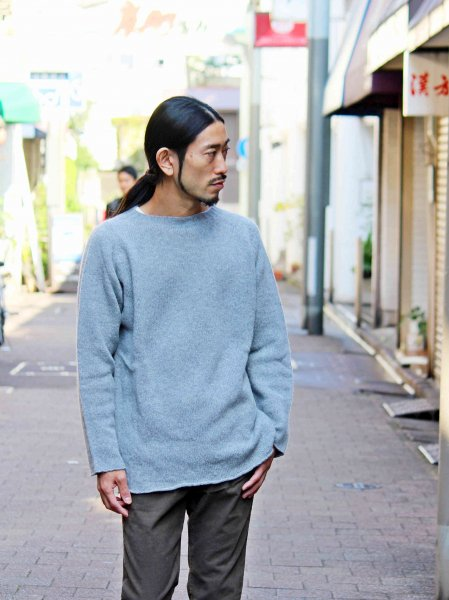 L/S CREW 【Chorome】 / NOR'EASTERLY