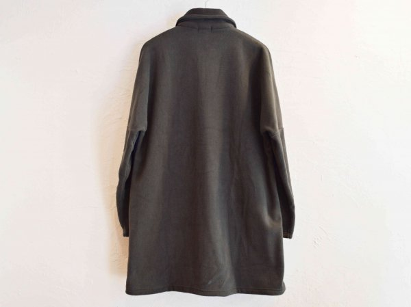 ENIGMA COAT 【CHARCOAL】 / ionoi