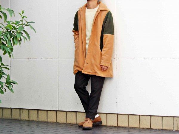 ENIGMA COAT 【BROWN】 / ionoi