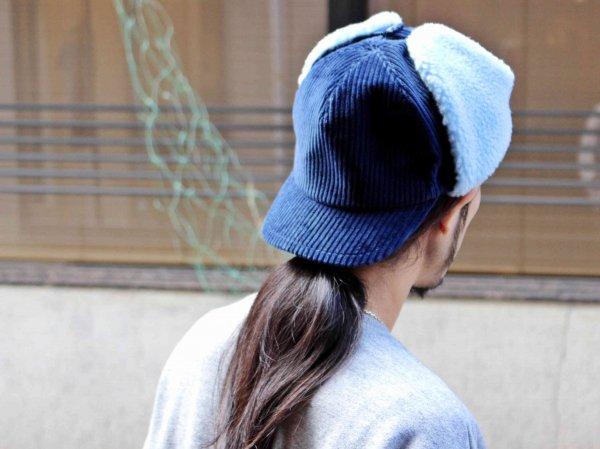 HAYES CAP 【NAVY】 / Nasngwam. ナスングワム