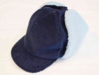 HAYES CAP 【NAVY】 / NASNGWAM<img class='new_mark_img2' src='//img.shop-pro.jp/img/new/icons1.gif' style='border:none;display:inline;margin:0px;padding:0px;width:auto;' />