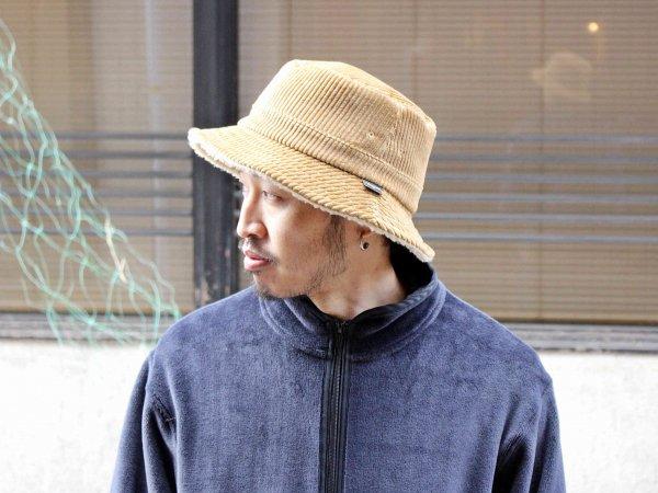 FILLMORE HAT 【CAMEL】 / Nasngwam. ナスングワム