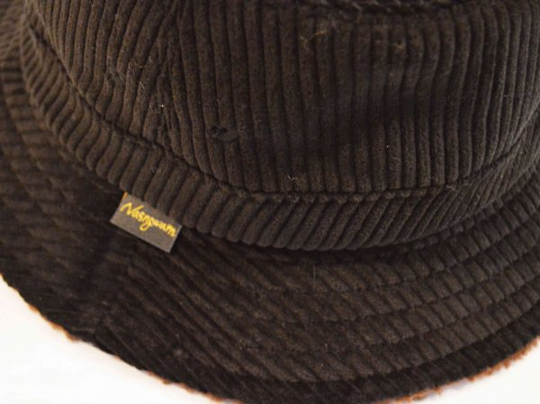 FILLMORE HAT 【BLACK】 / Nasngwam. ナスングワム