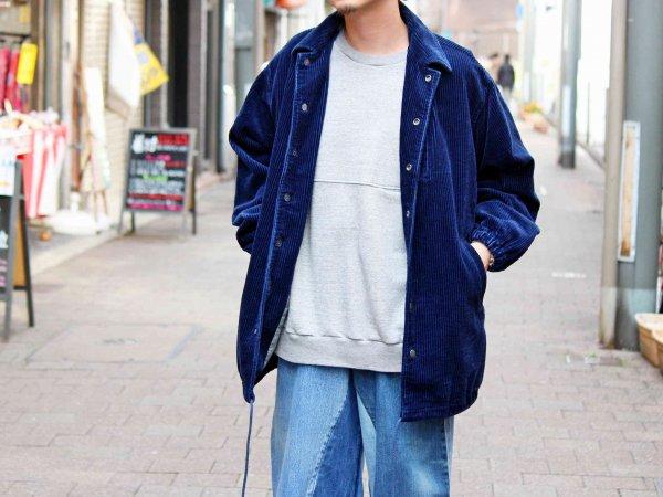 BEKA SWEAT 【GRAY】 / ionoi
