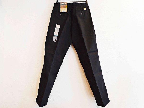 carhartt LINED PANTS 【BLACK】 / IKEDR