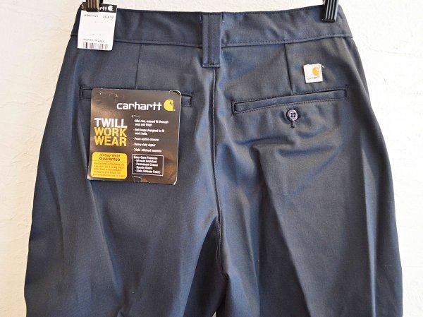 carhartt LINED PANTS 【NAVY】 / IKEDR
