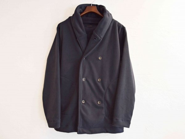 FREECE HODE COAT 【NAVY】  / modemdesign