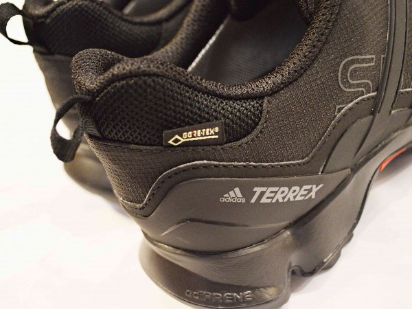 TERREX Swift R GTX 【BLACK】 / adidas<img class='new_mark_img2' src='//img.shop-pro.jp/img/new/icons1.gif' style='border:none;display:inline;margin:0px;padding:0px;width:auto;' />