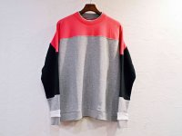 KITCH SWEAT 【GRAY】 / ionoi