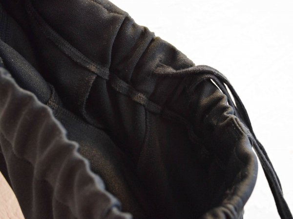 ASSIST PANTS(JERSEY) 【BLACK】 / Nasngwam. ナスングワム