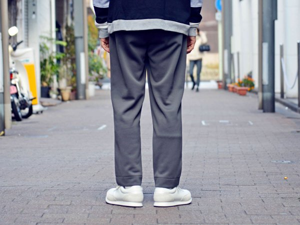 ASSIST PANTS(JERSEY) 【GRAY】 / Nasngwam. ナスングワム