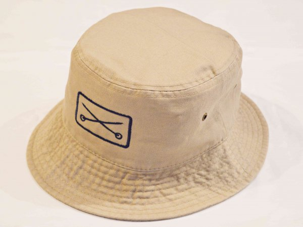 BBQ HAT 【BEIGE】 / NECESSARY or UNNECESSARY