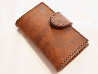 KEY CASE 【DARK BROWN】 / liberta