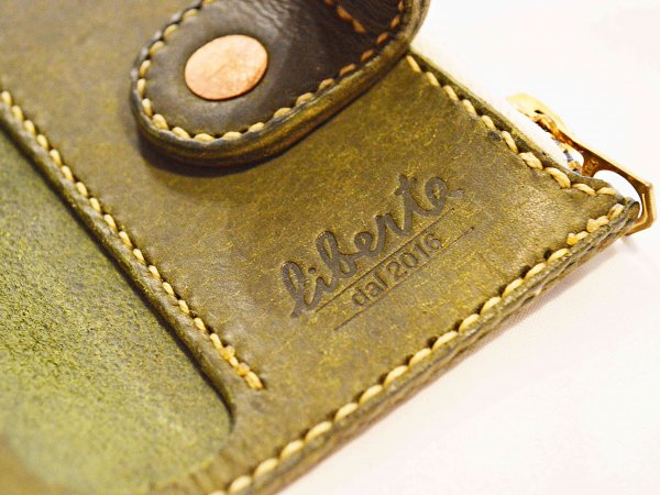KEY CASE 【GREEN】 / liberta