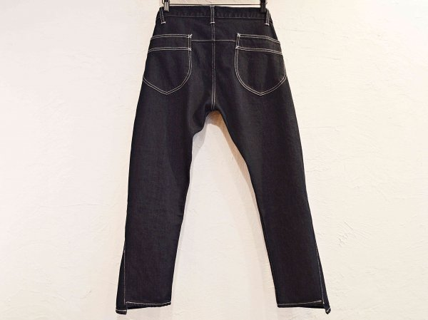 STEP DENIM 【ONE WASH】 / NASNGWAM