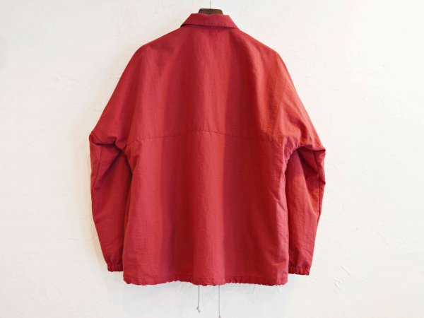 BEKA COACH JACKET 【RED】 / ionoi