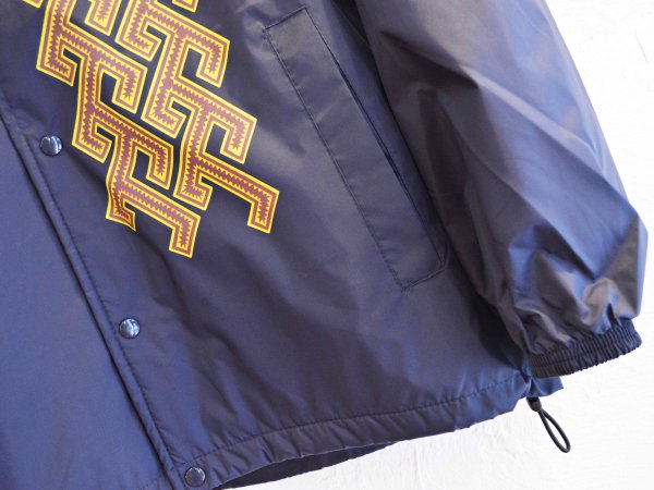 JIMMY COACH JACKET 【NAVY】 / NASNGWAM