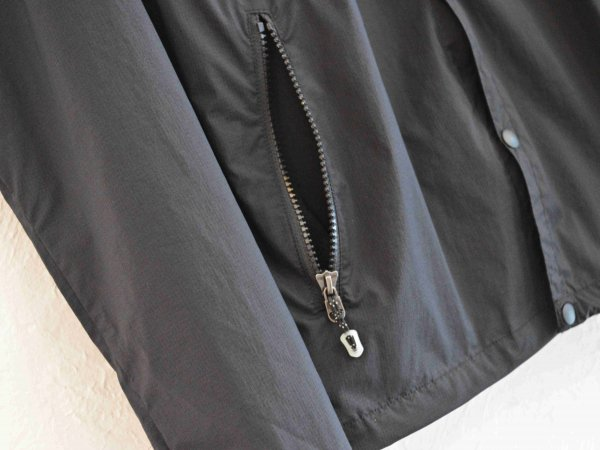 Easy Cardigan 【BLACK】 / MOUTAIN EQUIPMENT