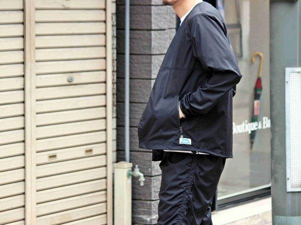 Easy Cardigan 【BLACK】 / MOUTAIN EQUIPMENT