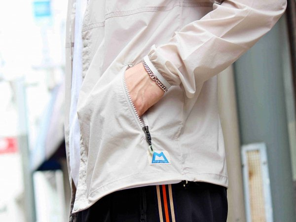 Easy Cardigan 【LIGHT GRAY】 / MOUTAIN EQUIPMENT