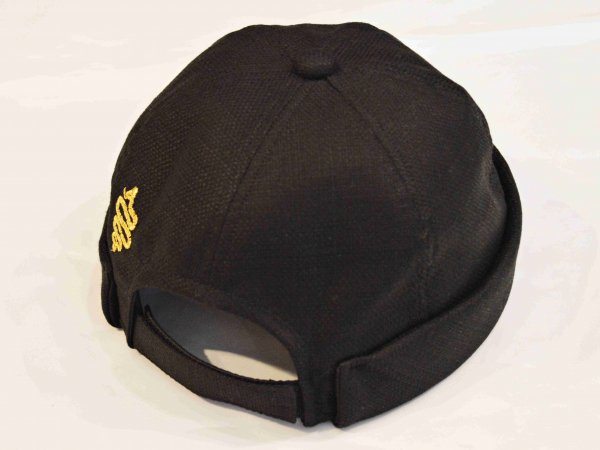 Puripera Roll CAP 【BLACK】 / ALDIES